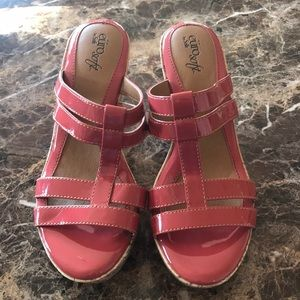 Euro Soft by Sofft sandals. Size 8.
